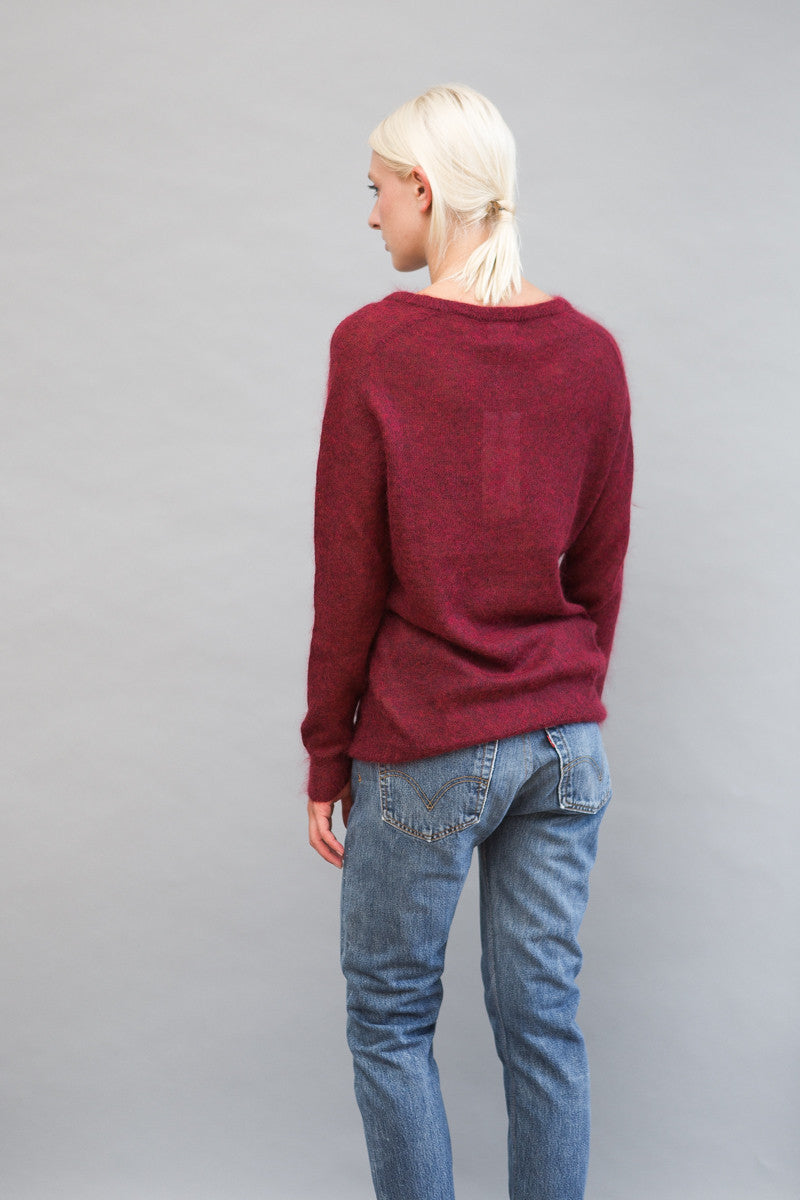 Simon Miller Faro V Neck Sweater