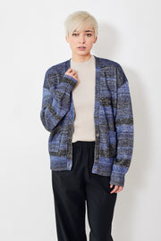 6397 Spacedyed Cardigan