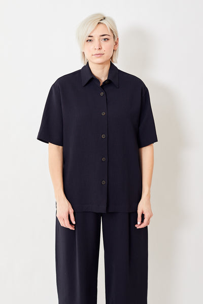 Studio Nicholson Piero S/S Button Up Shirt