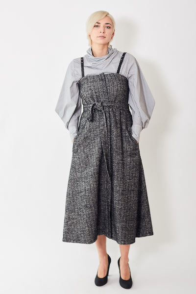 Tela Sisma Tweed Dress