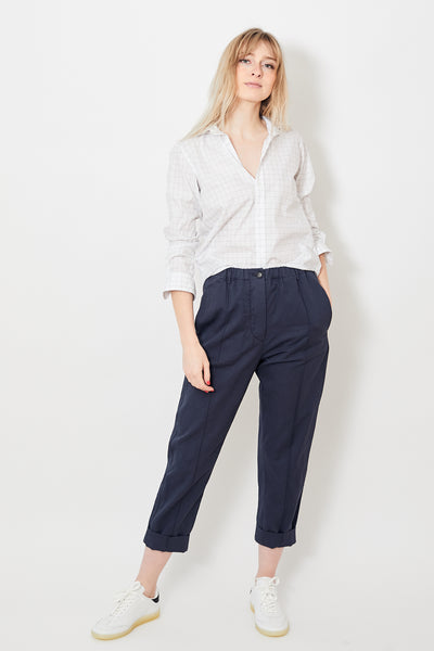 Tela Beato Trouser Dark Blue