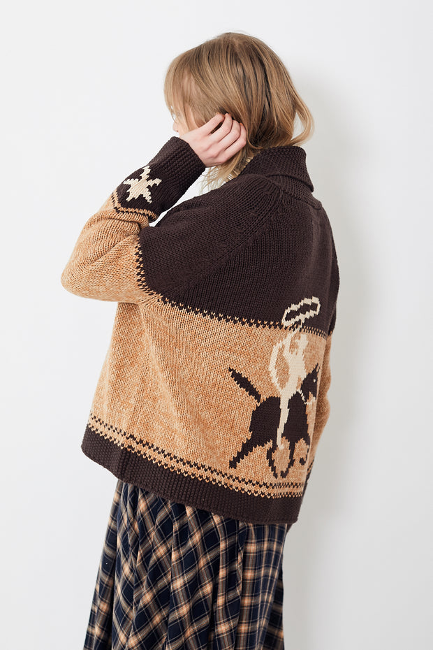 The Great The Cowgirl Cardigan