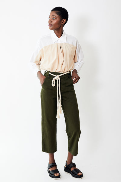 The Great The High Waist Trouser