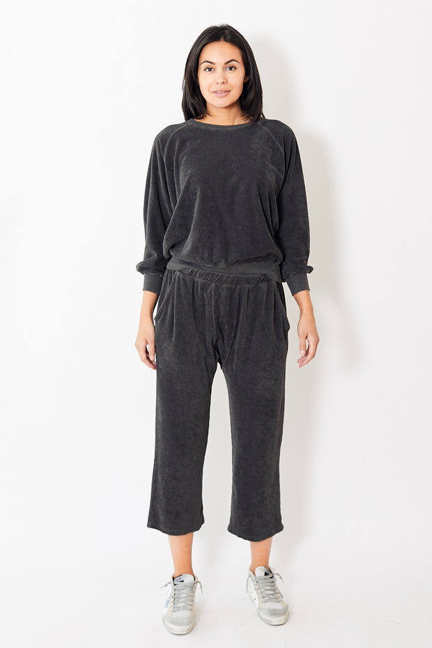 The Great The Micro Terry Pajama Sweatpant
