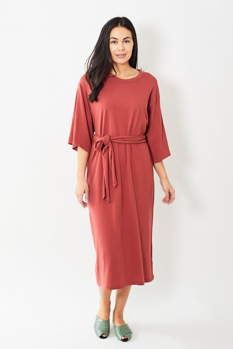 The Great The Robe Sleeve Dress
