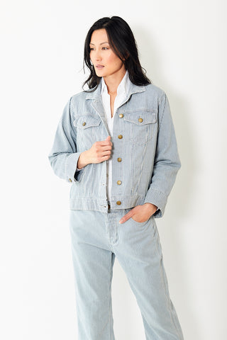 The Great The Slouch Jean Jacket
