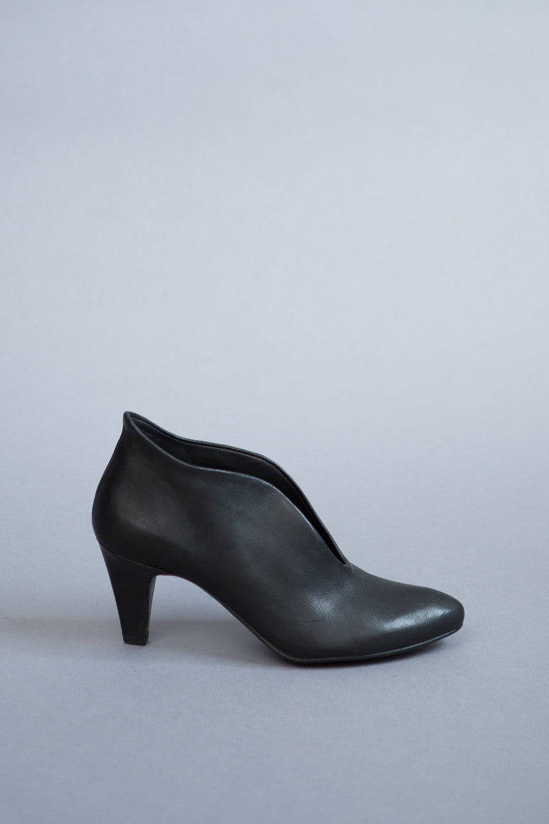 The Last Conspiracy Lenja Heel Bootie Shoe