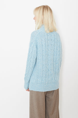 Tomorrowland Cable Pullover