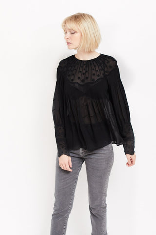 Ulla Johnson Alba Blouse