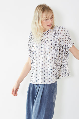 Ulla Johnson Gaia Top