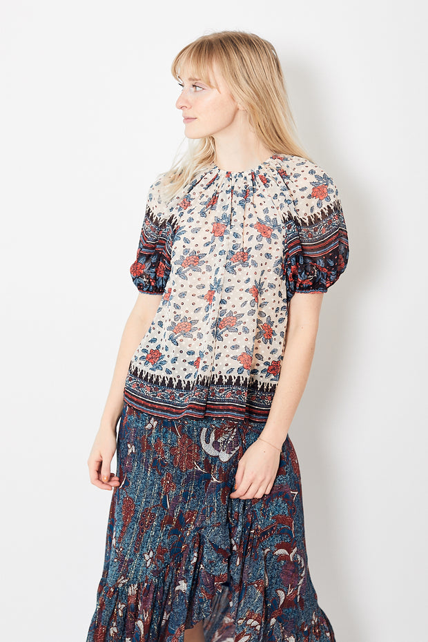 Ulla Johnson Inez Blouse