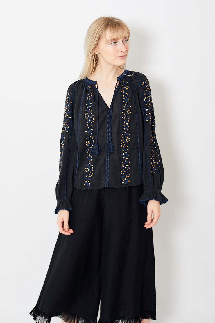 Ulla Johnson Rima Blouse