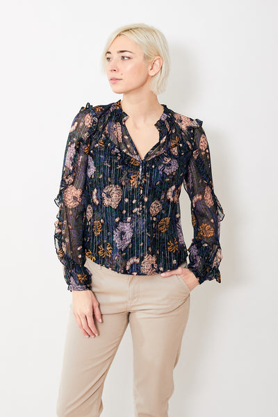 Veronica Beard Abra Blouse