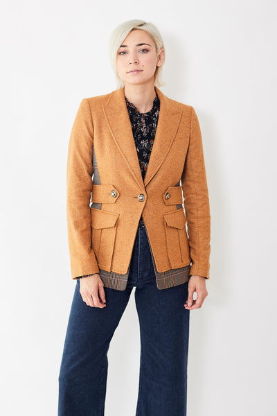 Veronica Beard Aitana Dickey Jacket