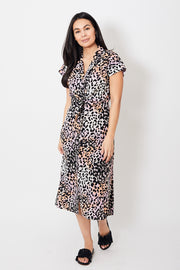 Veronica Beard  Amani Dress Lilac Multi