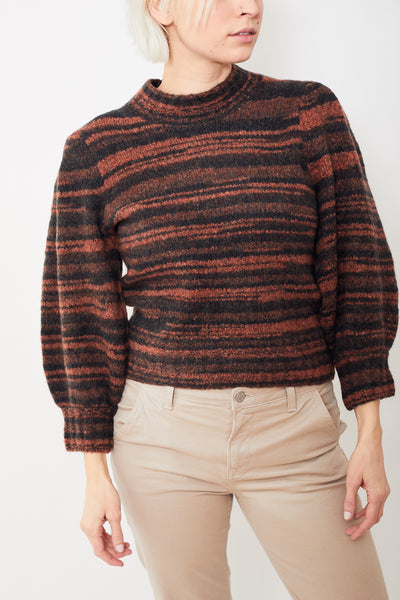 Veronica Beard Lumina Crew Neck Pullover