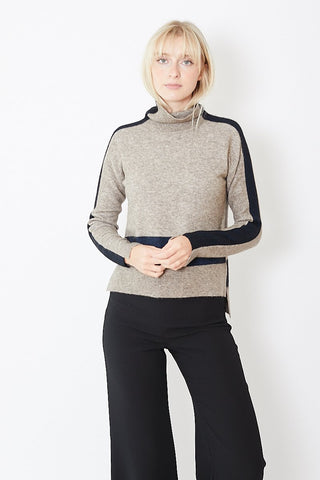 Veronica Beard Denisa Turtleneck