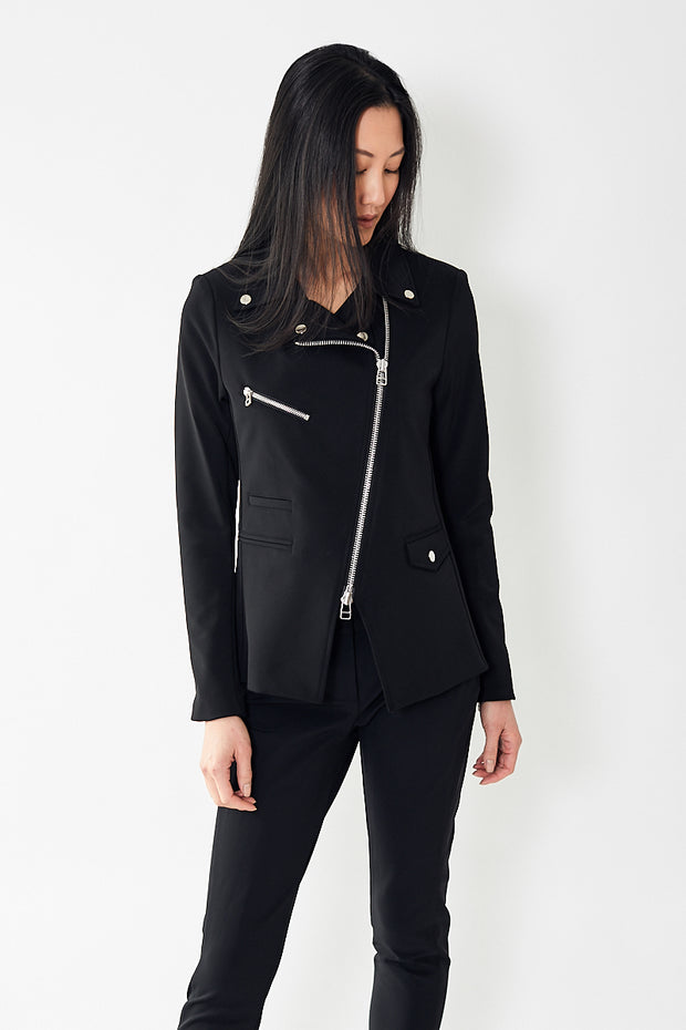 Veronica Beard Hadley Scuba Jacket
