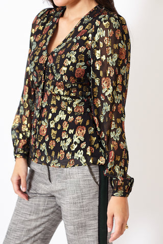 Veronica Beard Joyce Blouse