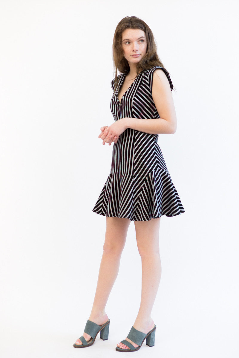 Veronica Beard Pop Utility Dress