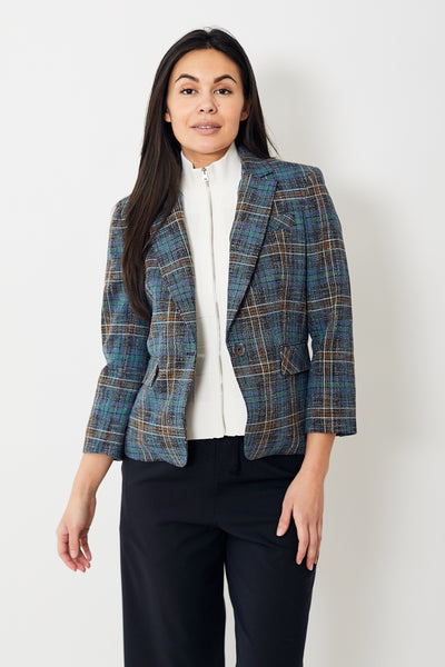 Veronica Beard Schoolboy Dickey Jacket