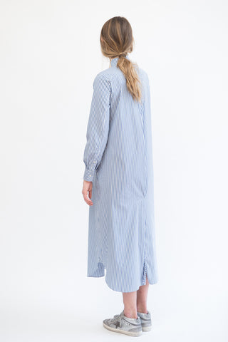 Vis Ā Vis Striped Shirt Dress