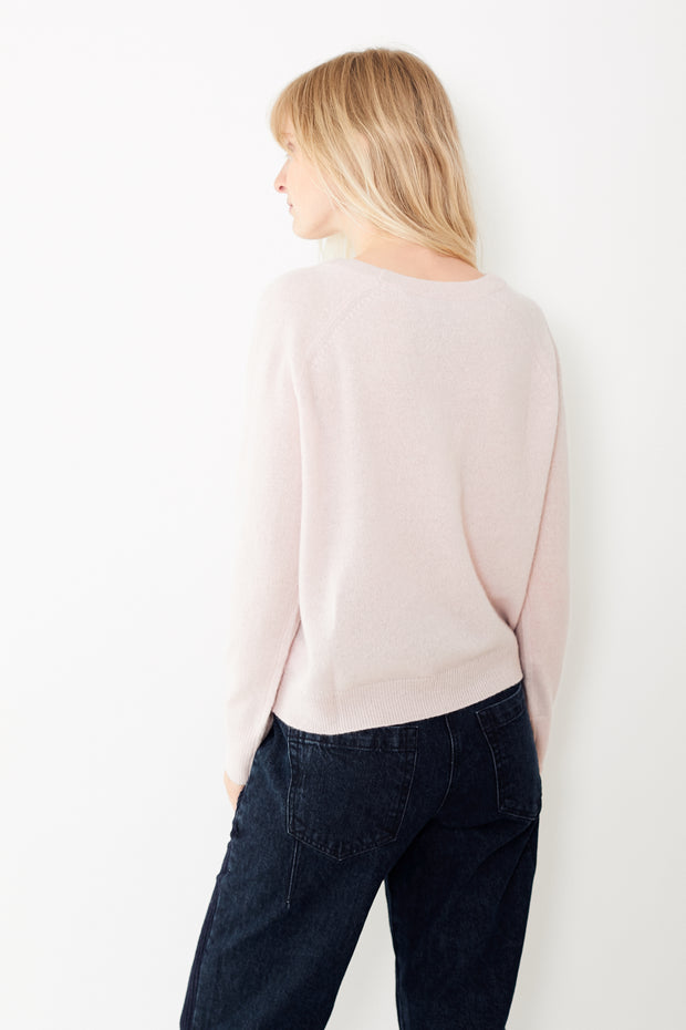 White + Warren Essential Sweatshirt