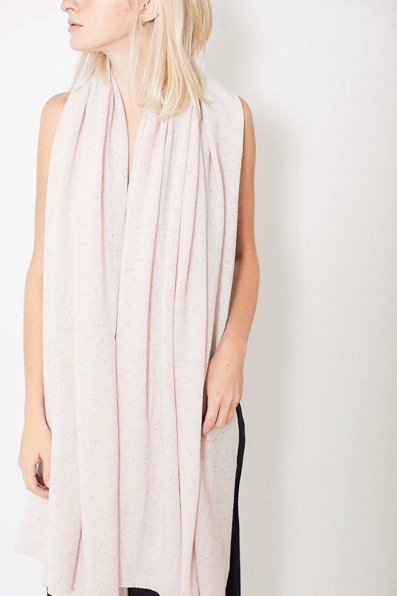 White + Warren Tweed Travel Wrap