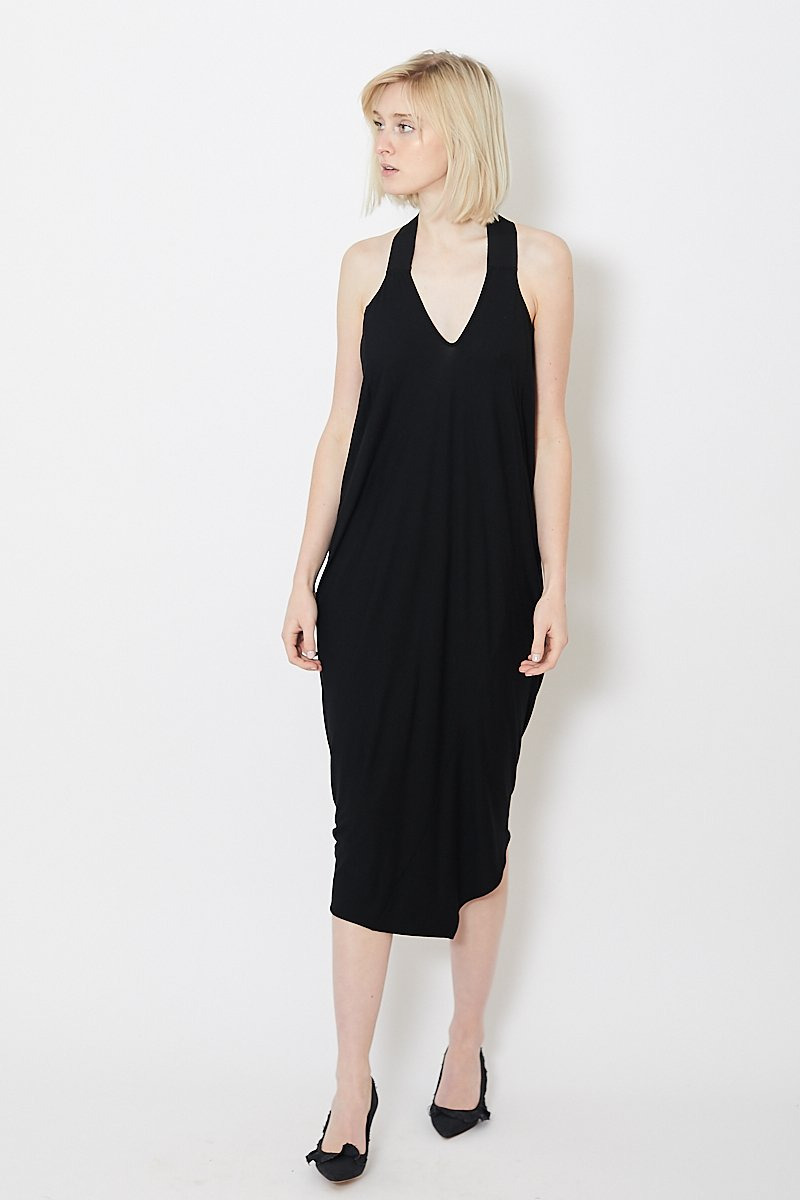 Zero + Maria Cornejo Long Ibit Dress