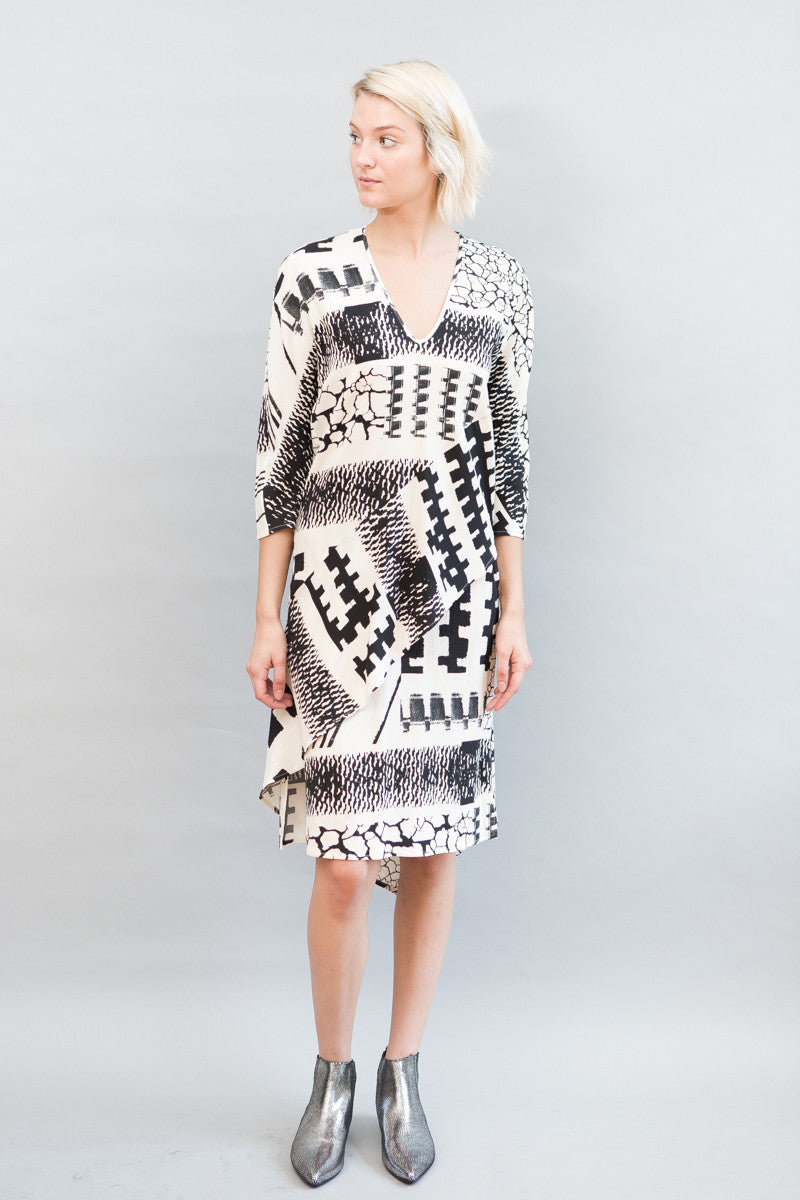 Zero + Maria Cornejo Lulu Dress - grethen house