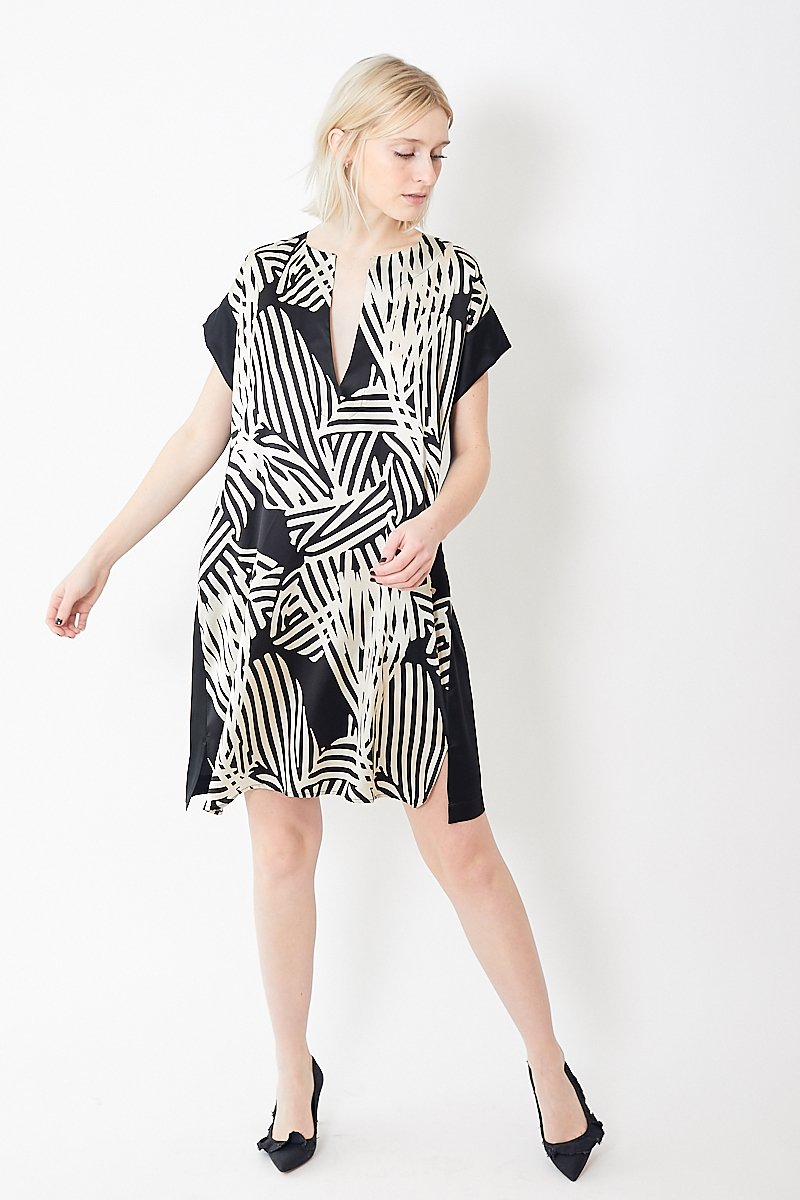 Zero + Maria Cornejo Short Sleeve MC Dress