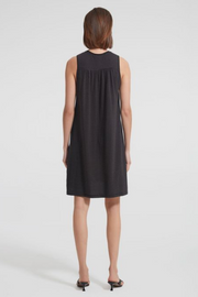 ATM Anthony Thomas Melillo Stripe Jersey Dress