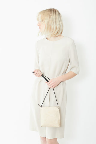 b.may Stappy Pouch Rumpled Sheepskin