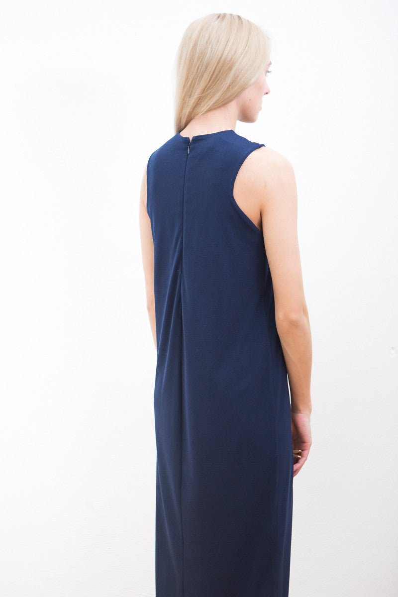 by Malene Birger Allianda Long X Front Dress - grethen house
