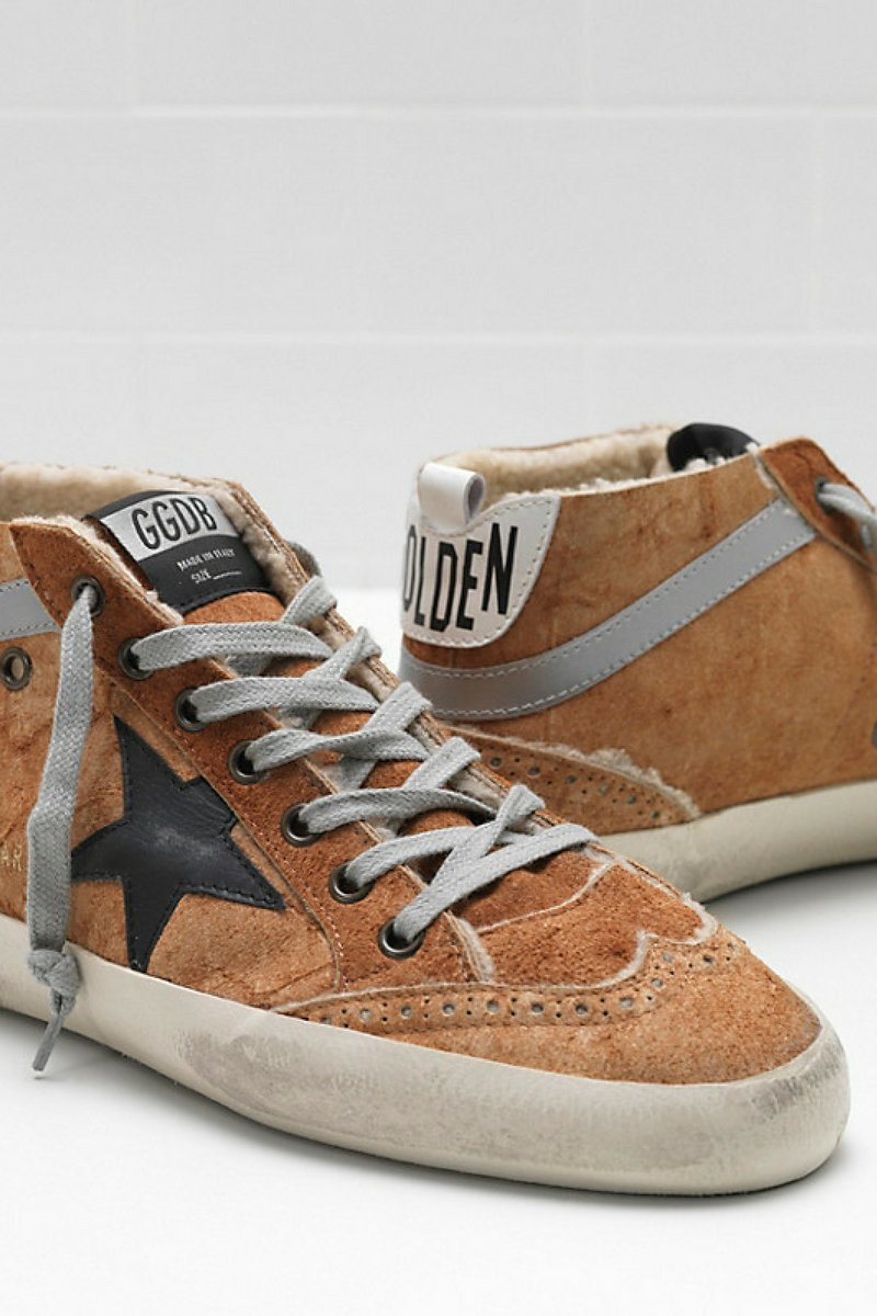 fb27a364f0f38 Golden Goose Mid Star Sneakers