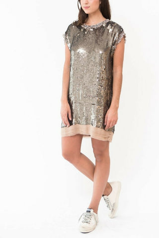 Loyd/Ford Sequin Mini Dress