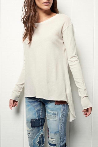Frank & Eileen Tee Lab Long Sleeve Shirt Tail Back