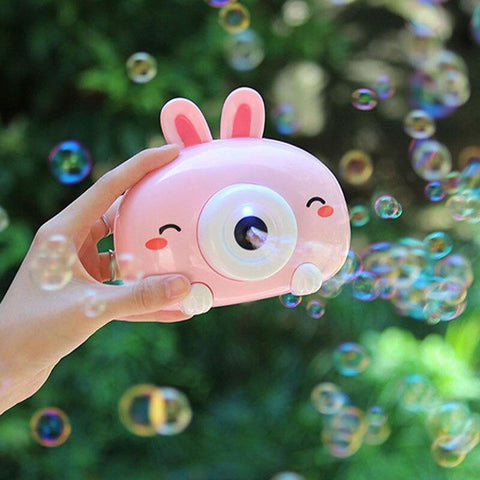 Bubble camera unique and quirky gifts