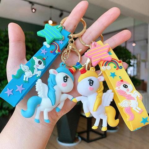 Unicorn Keychain For Quirky Gifts