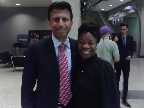 Governor Bobby Jindal, Louisiana Governor, tupees, hair pieces, hair stylist for the Governor, hair stylist for Congress, Sapphire, Hair by Sapphire, wig master, wig guru, wig maker, wig stylist, wigs and hair pieces, celebrity wigs, wigs on celebrities, big hair, big hair pieces, creative hair, beehive hair, big braid, Wigs by Sapphire