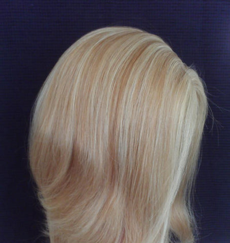 HIGHLIGHTS COLORING CUSTOM MADE WIG BY SAPPHIRE OF HAIR BY SAPPHIRE