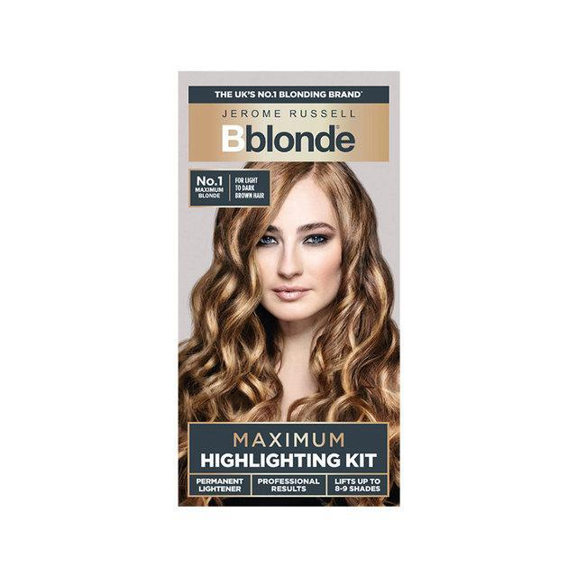 Jerome Russell - Bblonde Permanent Maximum Highlighting Kits No1