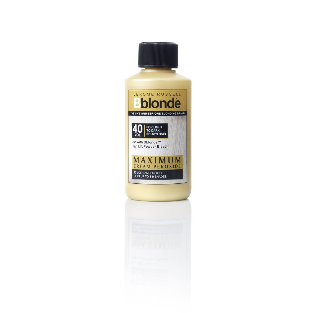 Jerome Russell - Bblonde 40 Vol Cream Peroxide Maximum Lift