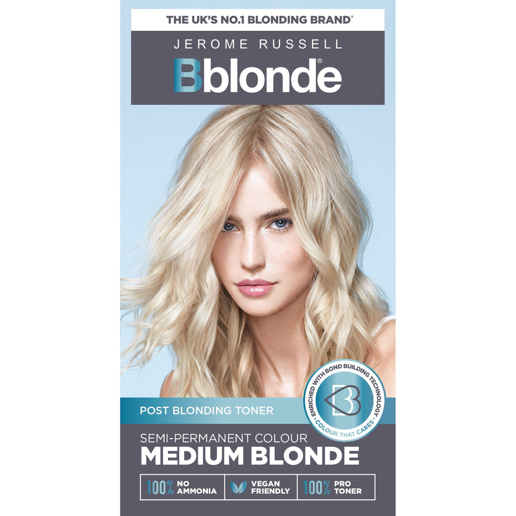 Jerome Russell - Bblonde Semi-Permanent Medium Blonde