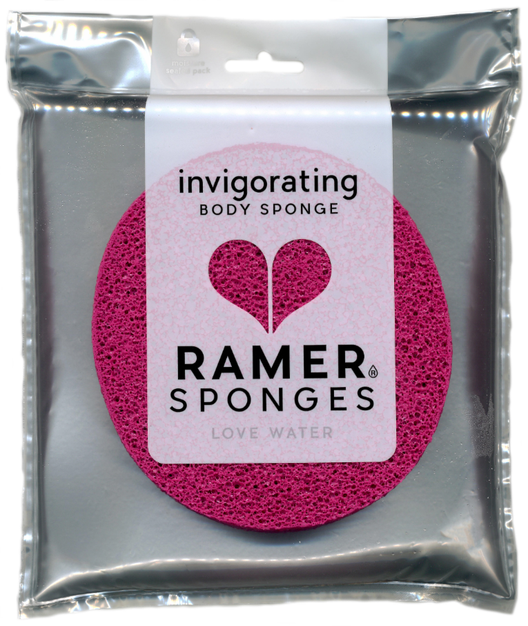 Ramer Sponge - Large Invigorating Body (Olympic Sport)
