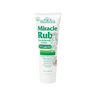 Miracle of Aloe Miracle Rub 224g
