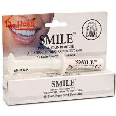 Dr Denti Smile  -  Tooth Polish 3g