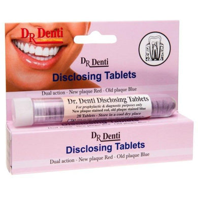 Dr Denti Disclosing Tablets ( 28 )