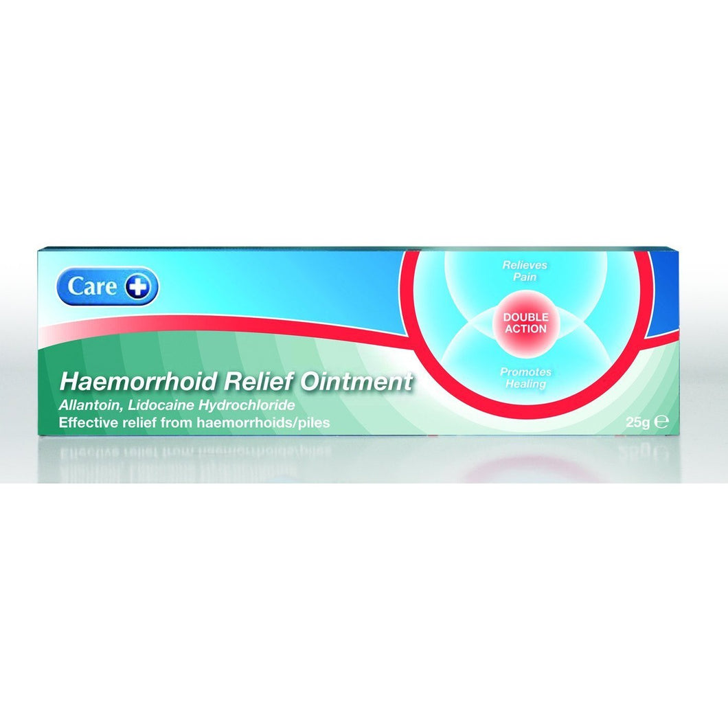 Care Haemorrhoid Relief Ointment 25g