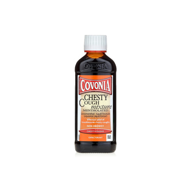 Covonia Chesty Cough Mixture (Mentholated) 150 ml